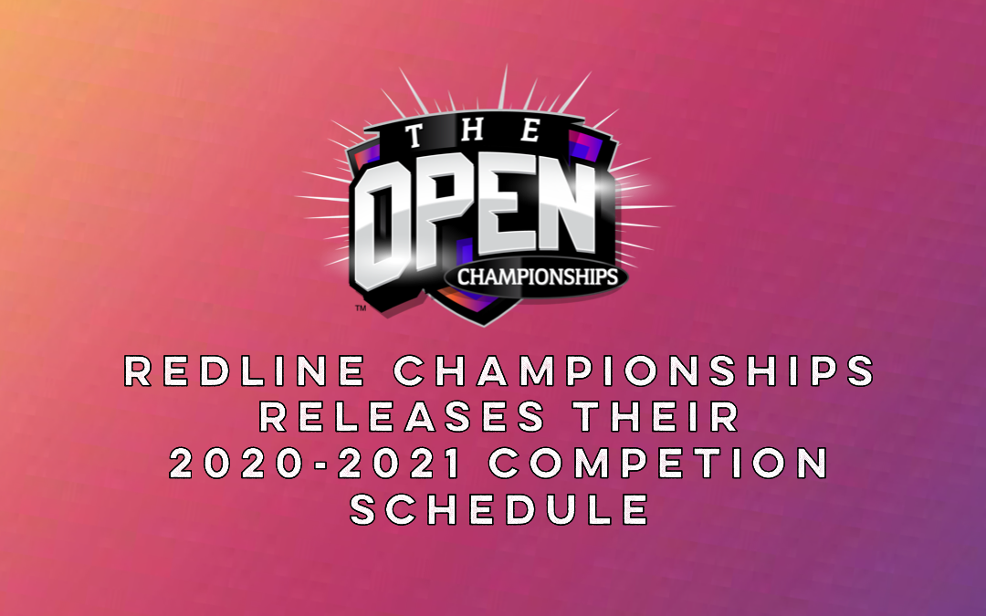 Save the Dates! Redline Championships Releases their 2020-2021 Event Dates