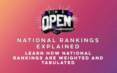 National Rankings Explained