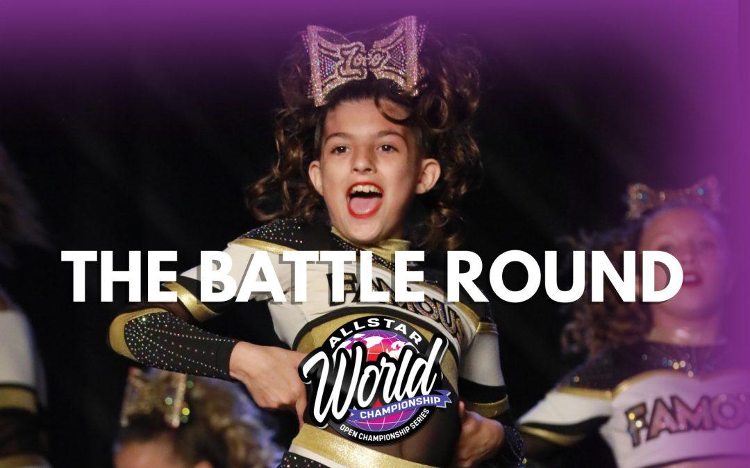 The Battle Round at the 2022 Allstar World Championship